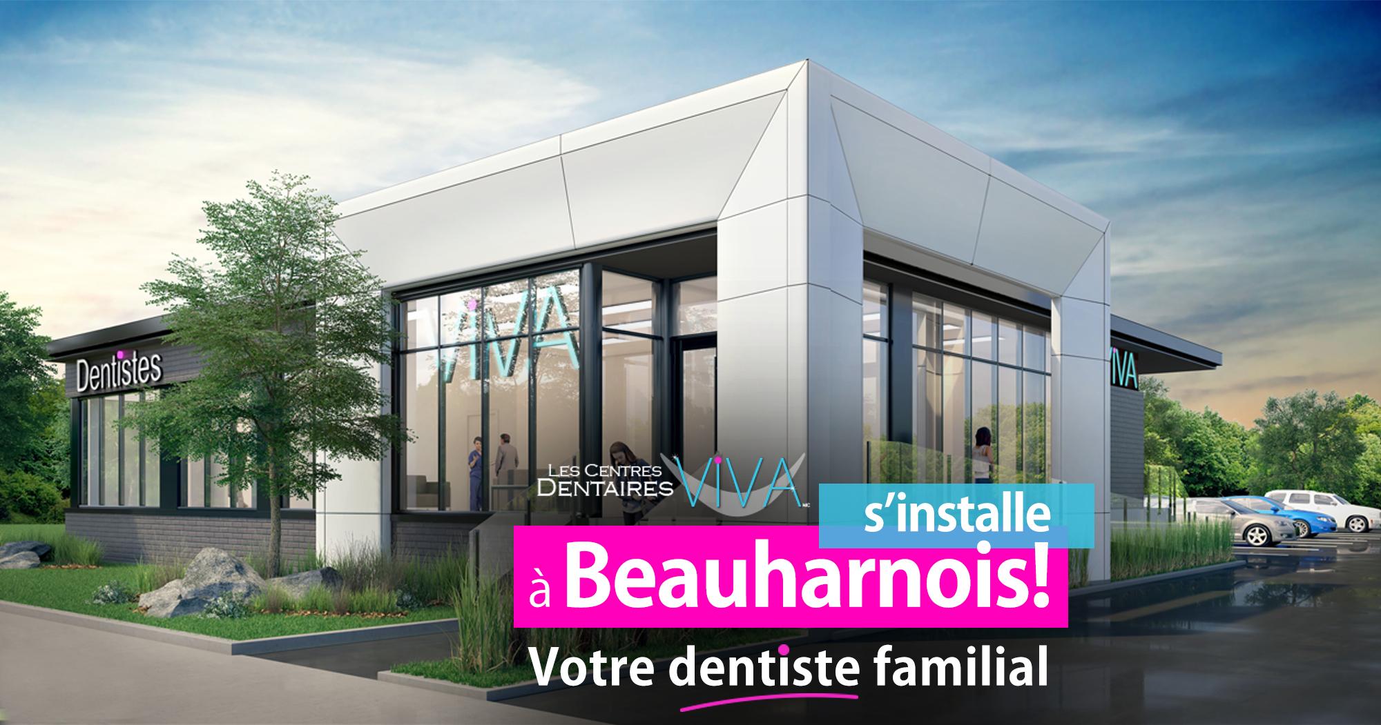 Dentiste Beauharnois VIVA